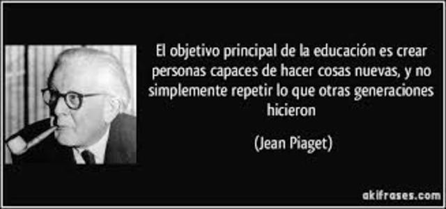 Muere Jean Piaget en Ginebra, Suiza