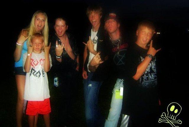 Second rockfest