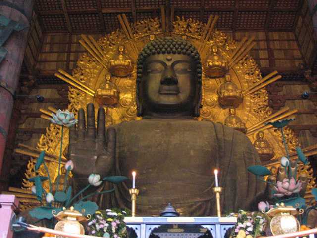 The Great Buddha Statue Is Completed