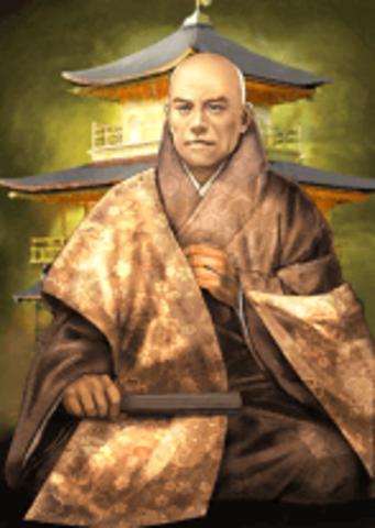 Ashikaga Yoshimitsu Becomes Shogun
