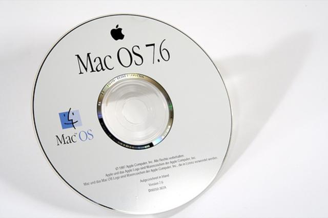 Mac OS 7.6