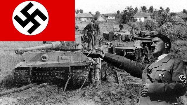 Alemania e Italia declaran la Guerra a EEUU