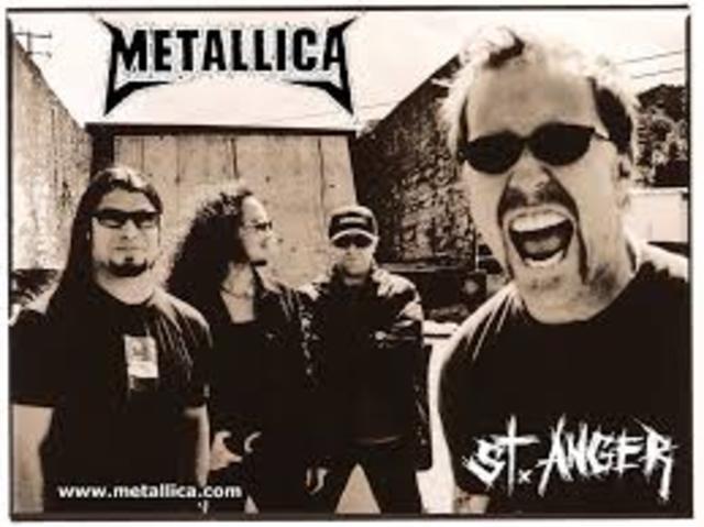 Subgéneros del Heavy metal. Trash o speed metal