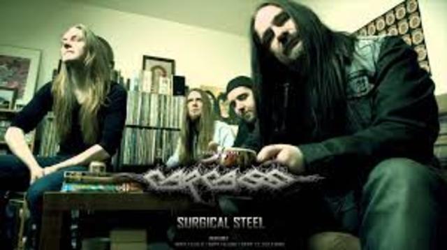 Subgéneros del Heavy metal. Grindcore