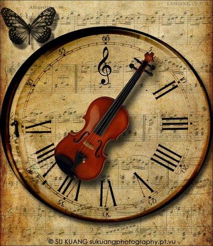 Nacimiento de la musica Clasica