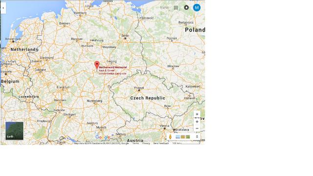 Befreiung des KZ Buchenwald
