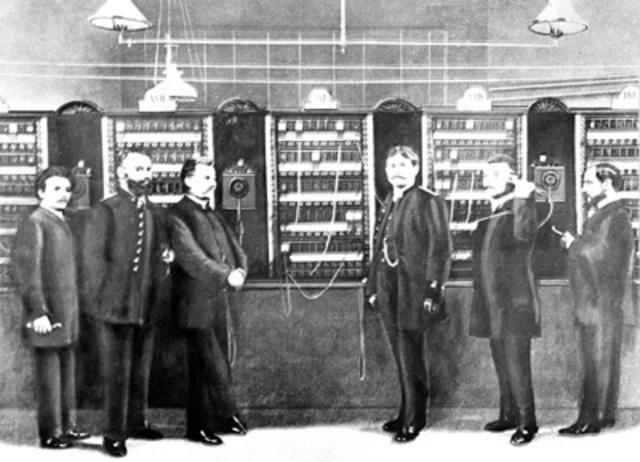 Multiplex switchboard