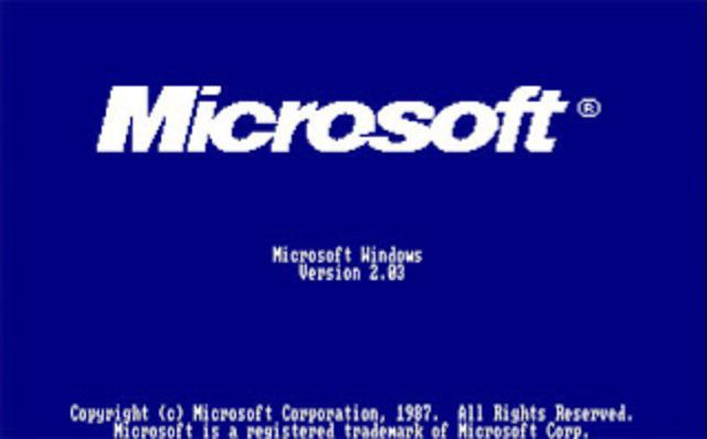 Windows 2.03