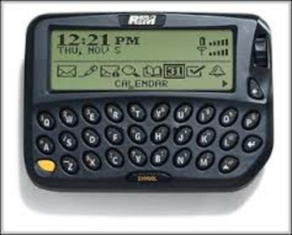 Pre-Blackberry Smartphone