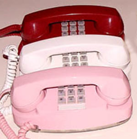 Touch-tone phone