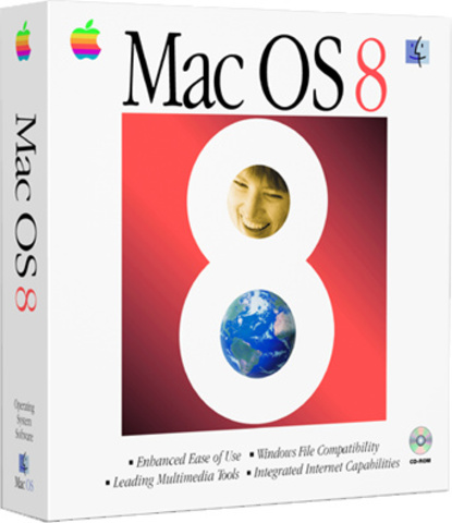 MacOs 8.0
