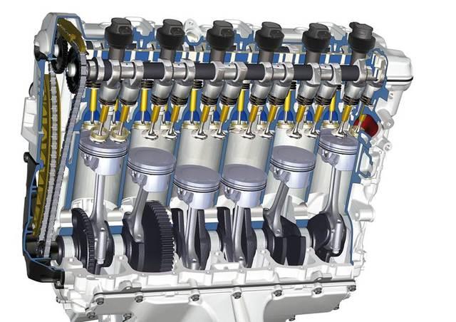 El primer seis cilindros español