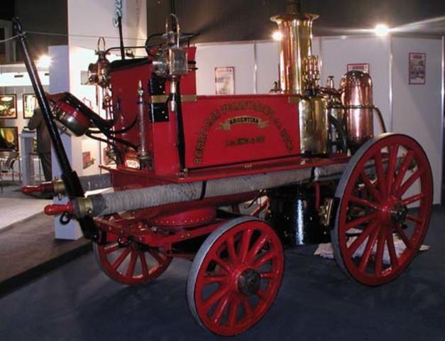 Auto de bomberos
