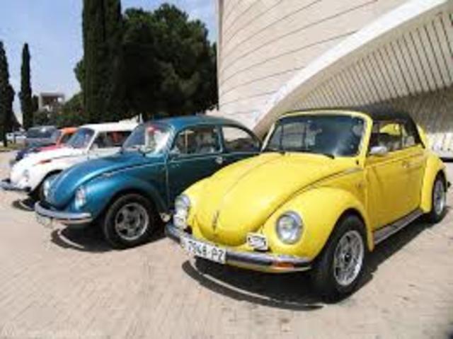 modelo Volkswagen tipo 1