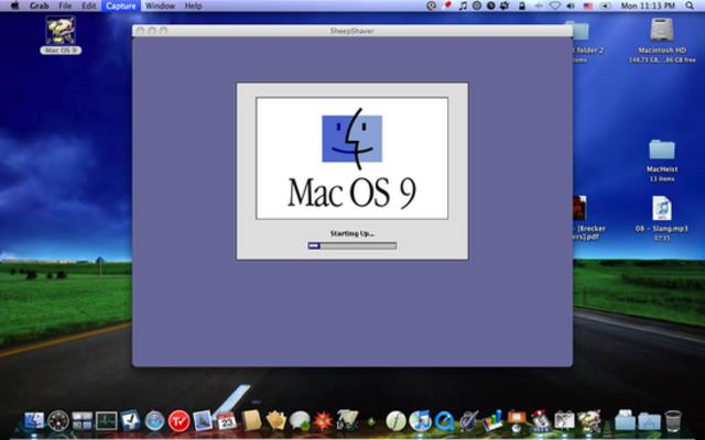 Mac Os x 9.0