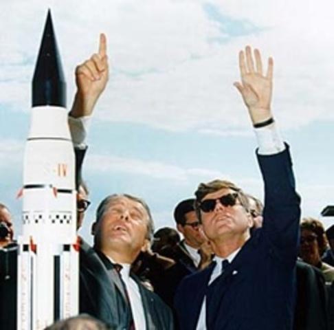 JFK Space Race Speech II