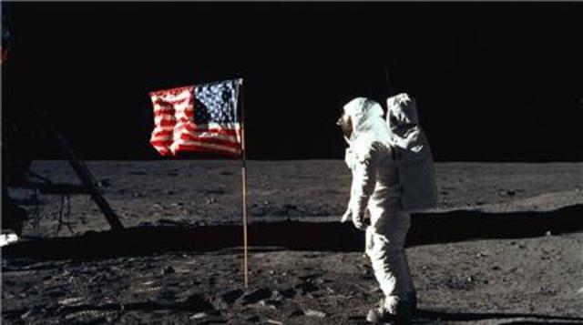 Moon Landing (2 years early)