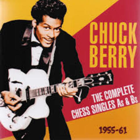 Charles Edward Anderson Berry(CHUCK BERRY)