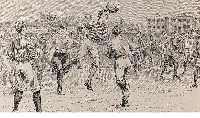 La competición de fútbol mas antigua