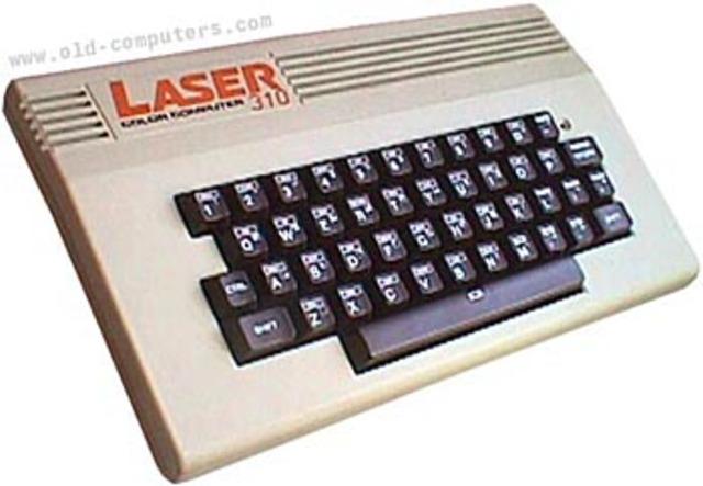 VTech Laser 200