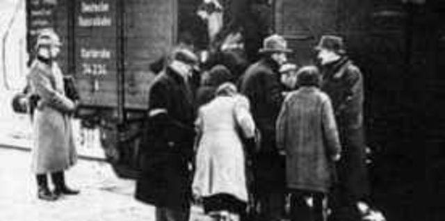 Deportation der Juden