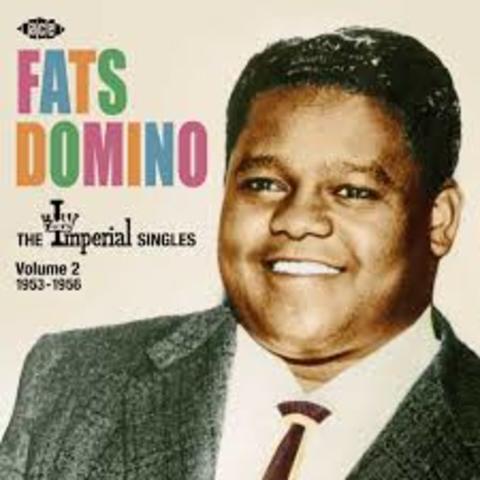 Antoine Dominique Domino(FATS DOMINO)