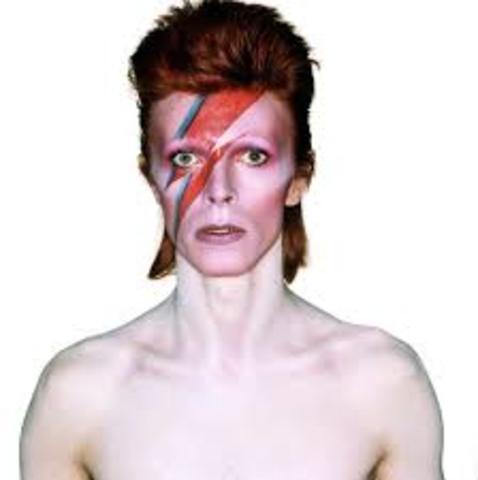David Robert Jones (David Bowie)