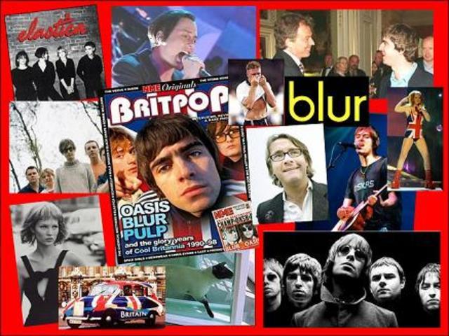 El Pop británico