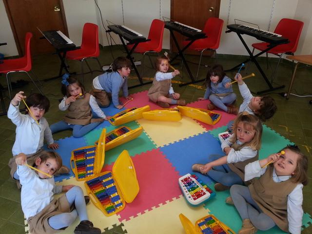 Entre al kindergarten