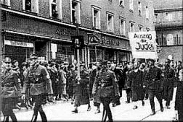 Reichtspogromnacht