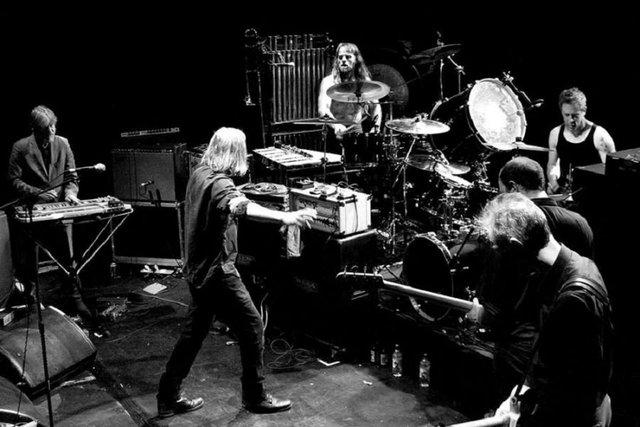 El Rock experimental