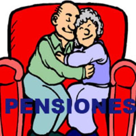 ley 50 de 1886. concepcion de pensiones y jubilaciones