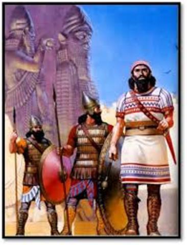 ASIRIO- BABILONIA EDAD ANTIGUA