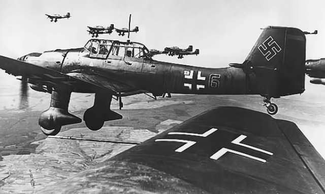 German Blitzkrieg (1939-1940)