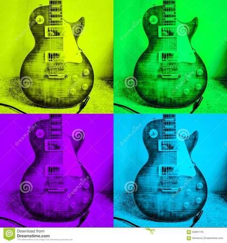 El Pop de guitarras