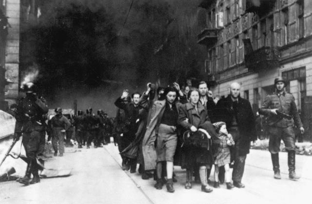 Warsaw Ghetto Uprising (1943)