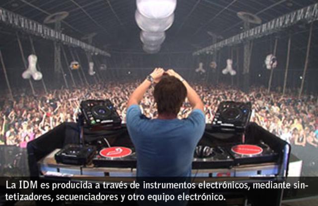 La Música electrónica