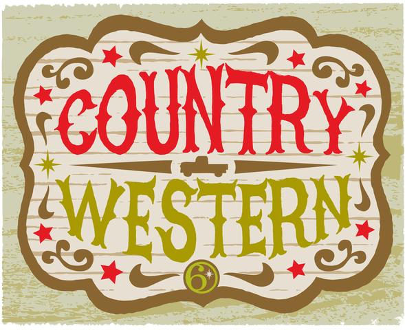"""El """"County Western"""""""