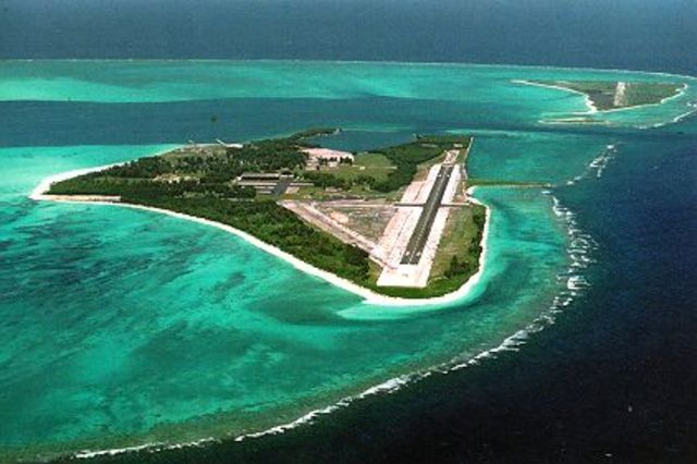 Heading to the Midway Island