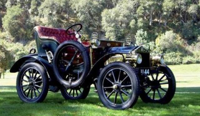 1904 Primer auto rolls & royce