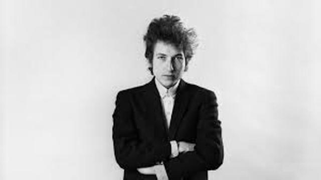 El Folk (Cantante destacado Bob Dylan)