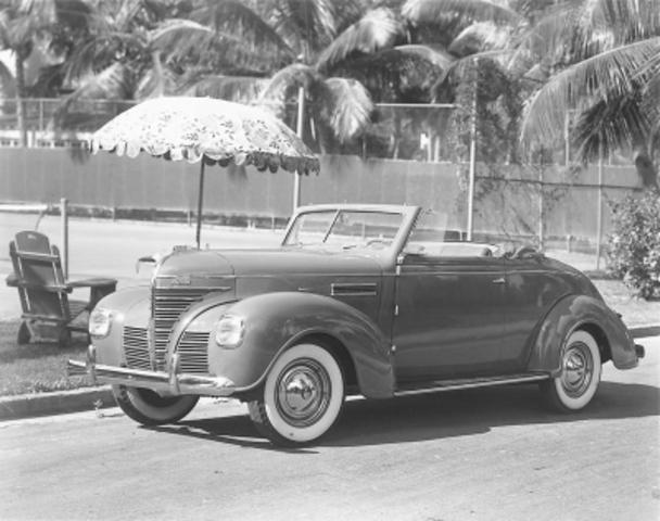 1939 primer techo convertible