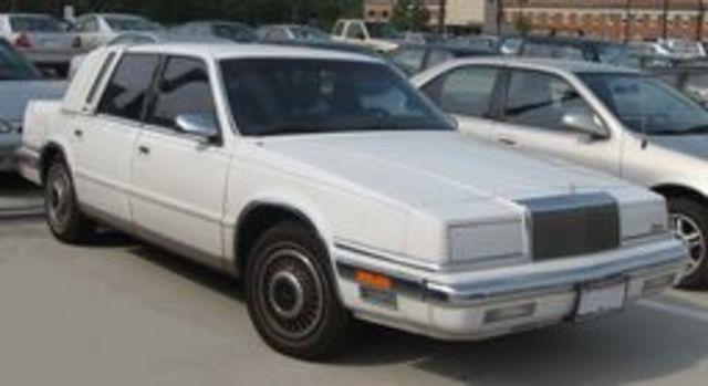 """1988 primer automóvil Americano con """"Air Bag"""""""