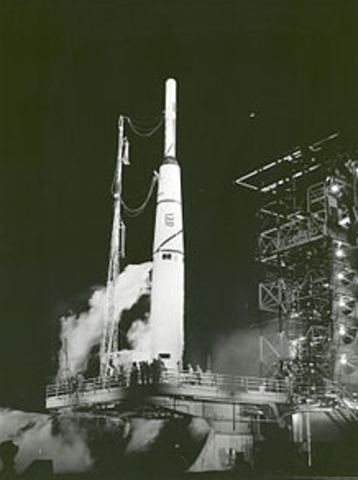 First spacecraft launched my NASA: Pioneer 1