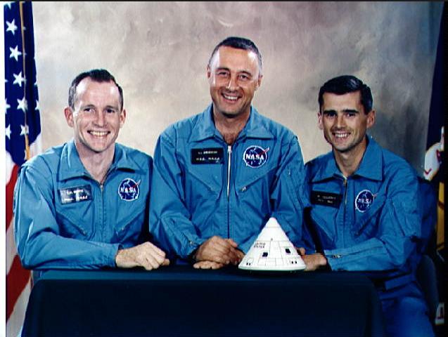 Tragedy for Americans: Apollo 1