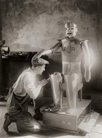 Un Robot y su comportamiento