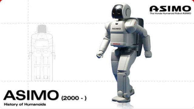 Honda motor, otra perspectiva... ASIMO