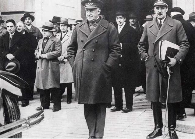 Caída de Primo de Rivera