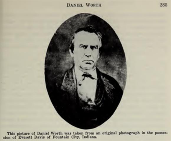 Daniel Worth, chap 14