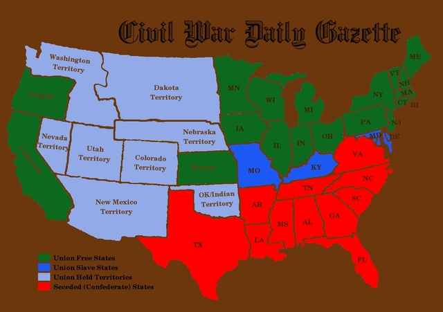 Confederacy, chap 14